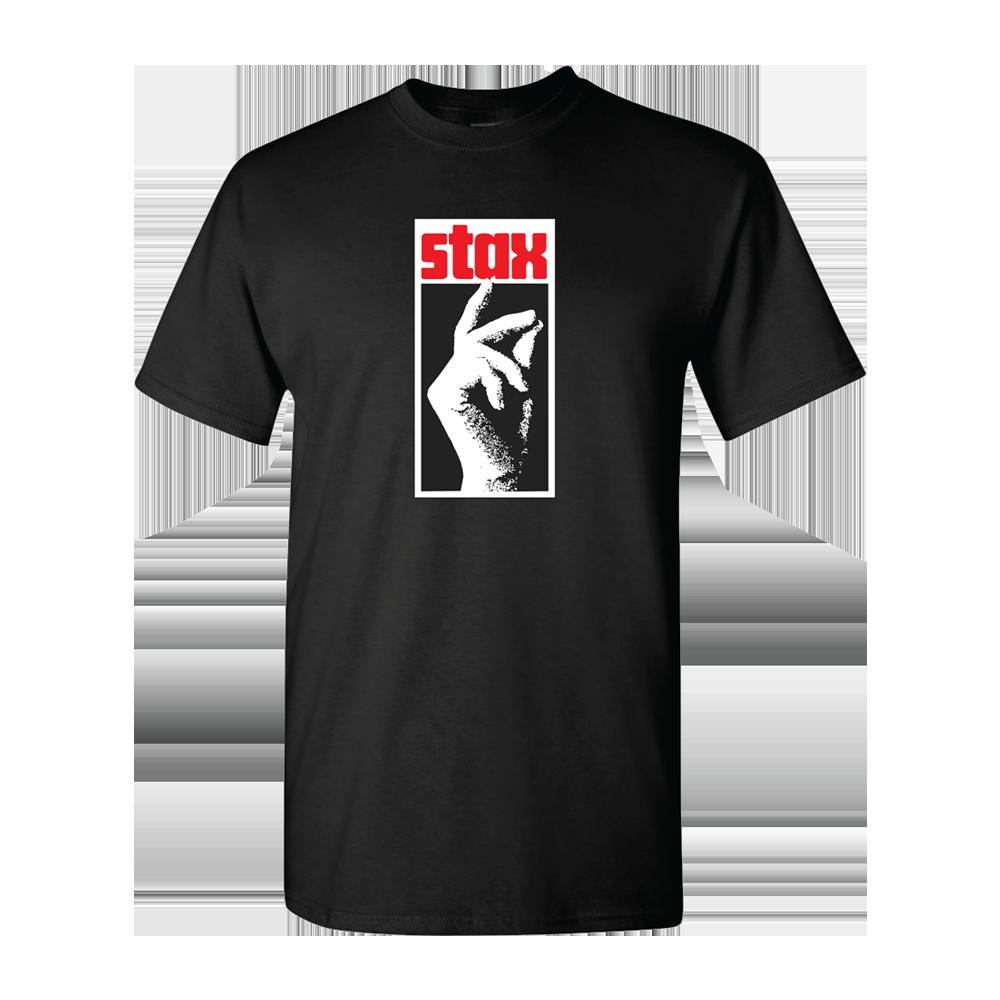 Stax Classic Snap Logo Shirt (black)