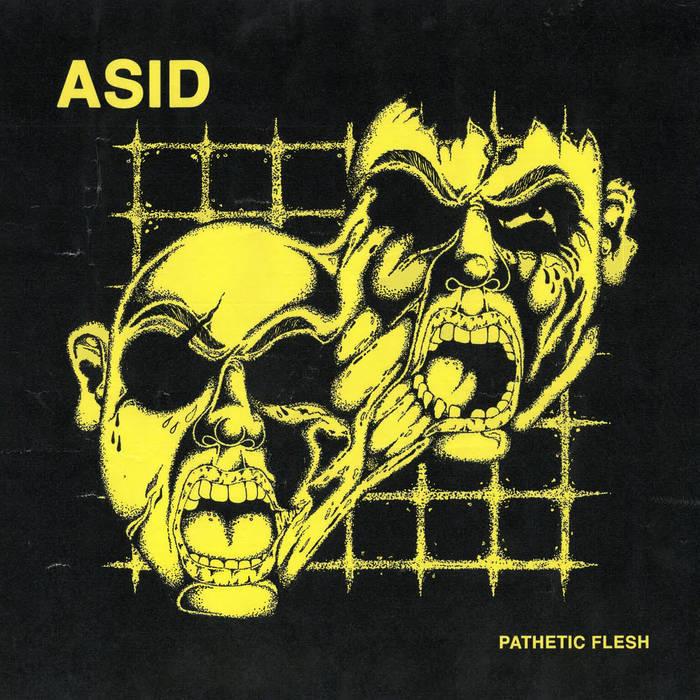 ASID - Pathetic Flesh LP