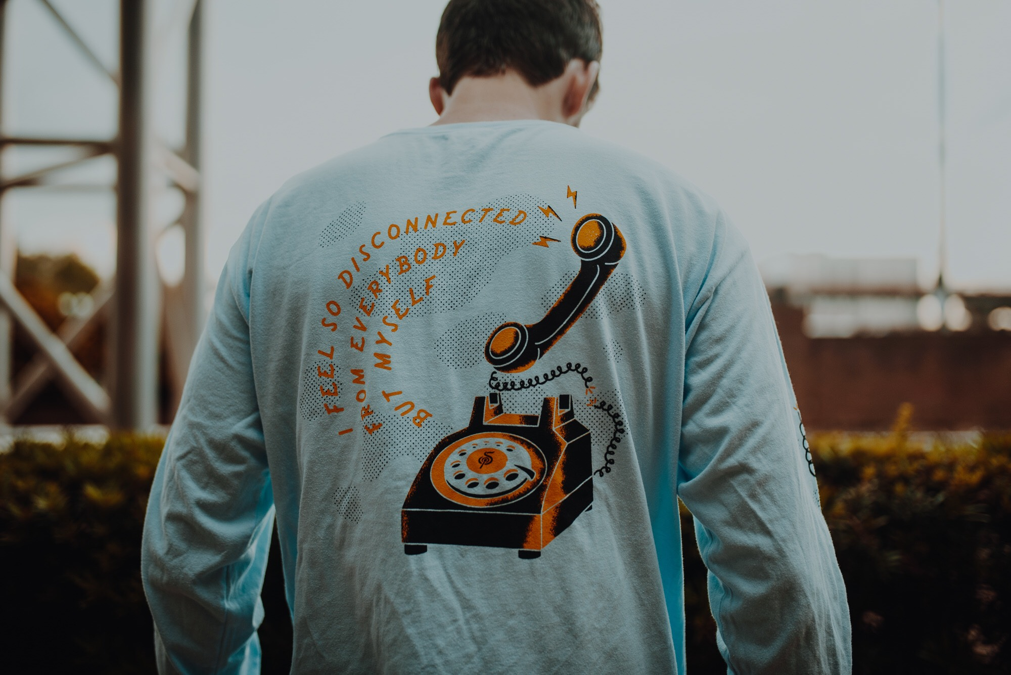 Disconnected Long Sleeve