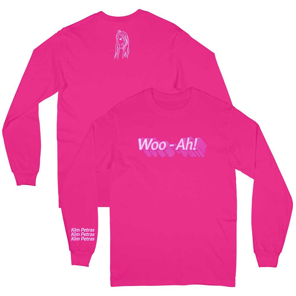 WOO-AH! Long Sleeve