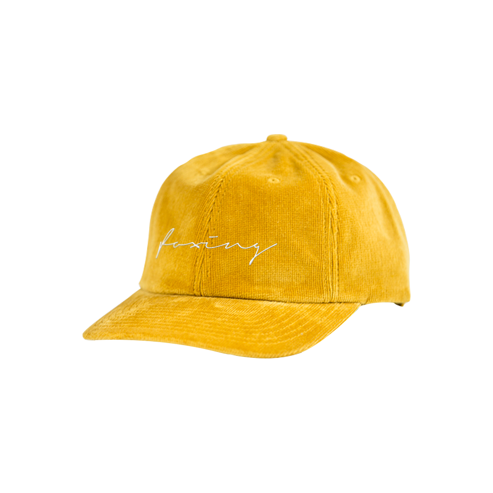 Signature Corduroy Hat