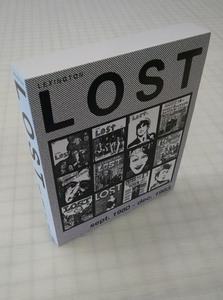 Lost - Complete Fanzine Boxset '80-'83 + DVD - Lexington, KY Punk