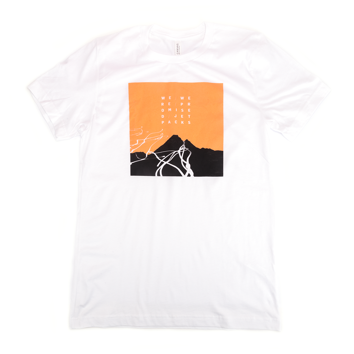 Album Mountain T-shirt