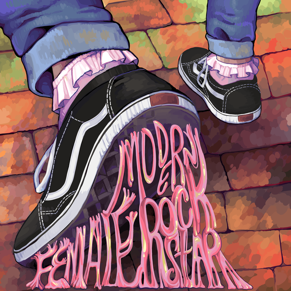 MODERN FEMALE ROCKSTAR CD