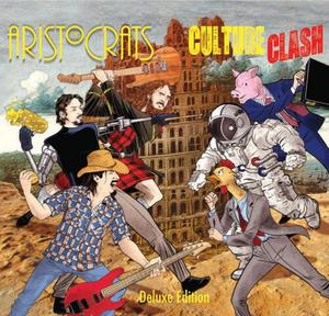 The Aristocrats CULTURE CLASH DELUXE EDITION CD & DVD