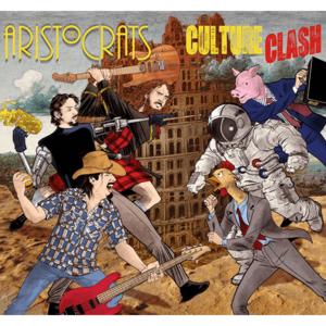 The Aristocrats CULTURE CLASH CD