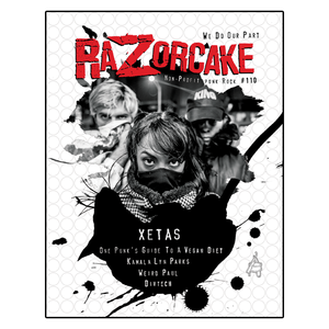 Razorcake #109, Subscriptions & Back Issues