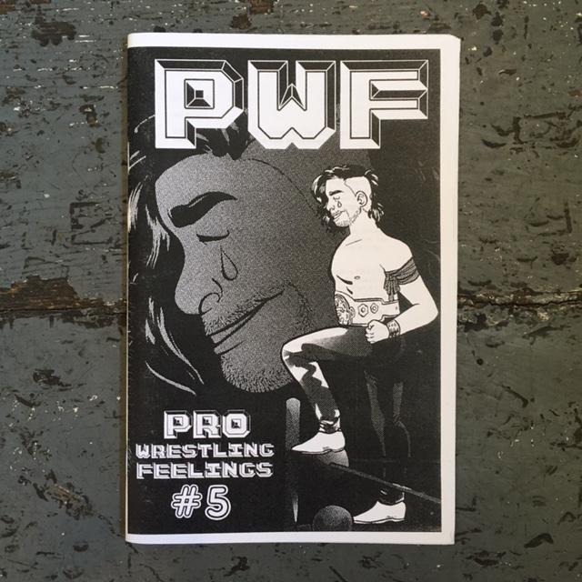 Pro Wrestling Feelings #6 & back issues