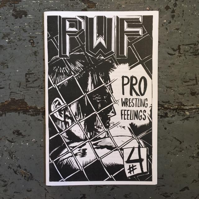 Pro Wrestling Feelings #7 & back issues