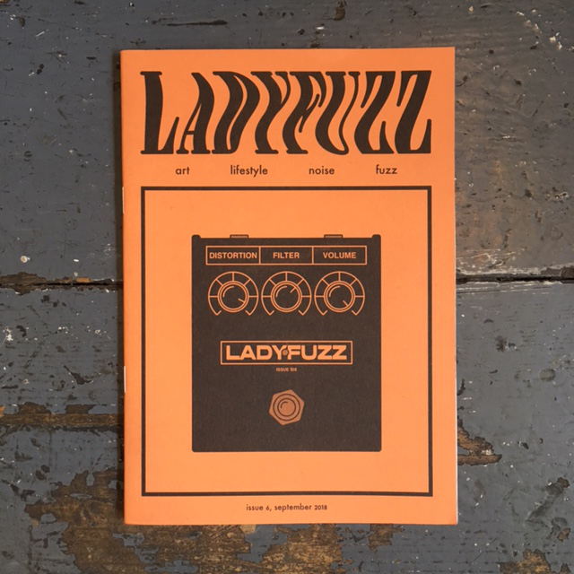 Ladyfuzz Magazine - Issue 7 & back issues
