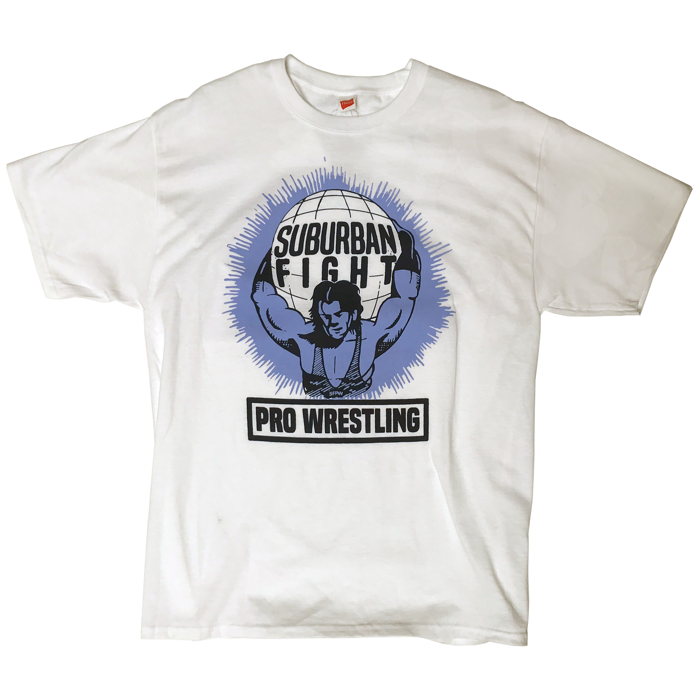 SUBURBAN FIGHT PRO WRESTLING T-Shirt