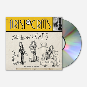 The Aristocrats YOU KNOW WHAT... ? DELUXE EDITION CD & DVD
