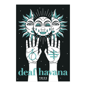 Deaf Havana 2019 - exclusive print