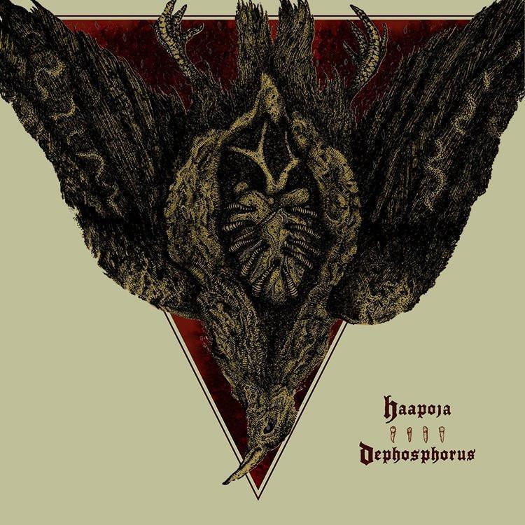 DEPHOSPHORUS / HAAPOJA - COLLABORATION LP