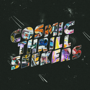 Prince Daddy & the Hyena - Cosmic Thrill Seekers LP