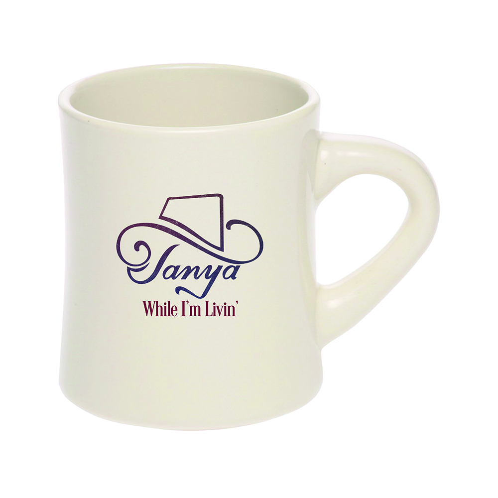 Diner Mug + Vinyl/CD/Album Download (optional)