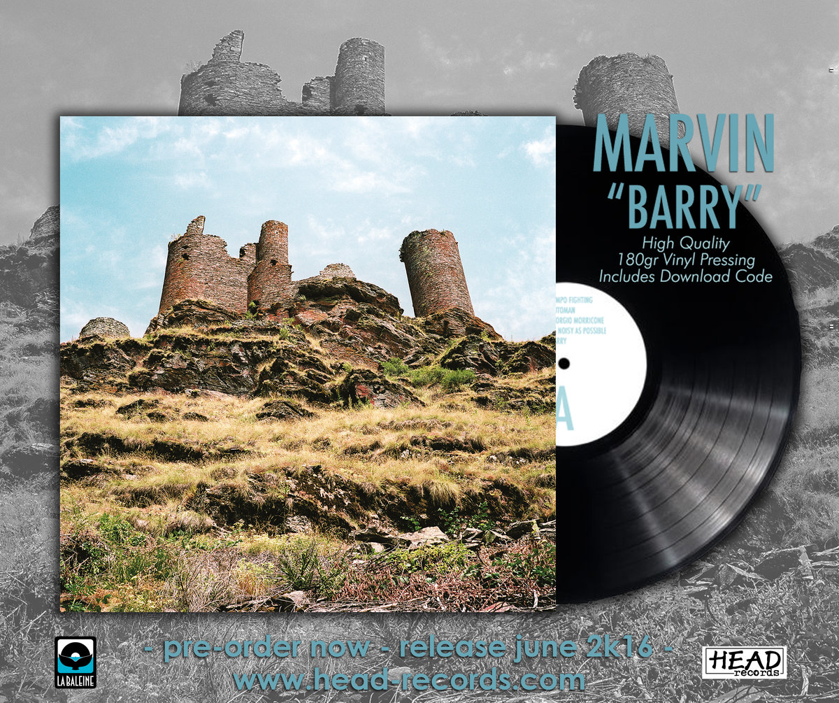 MARVIN - Barry