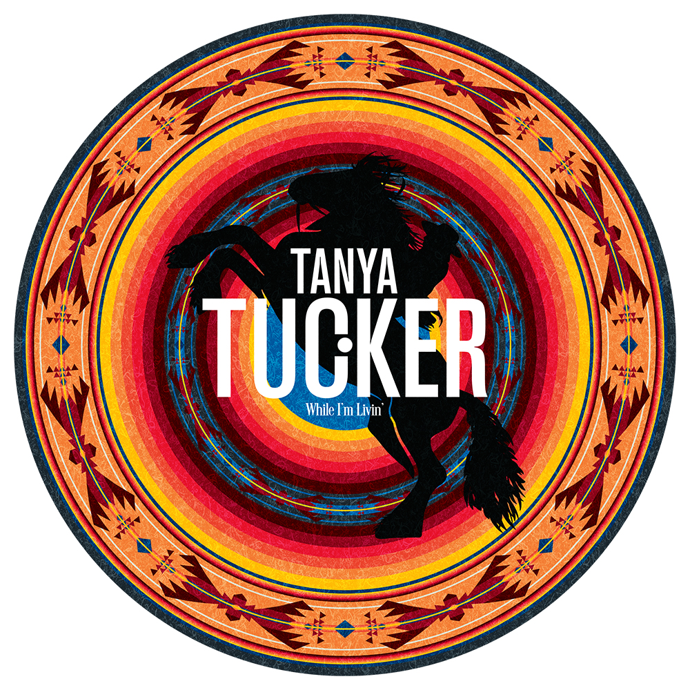 "Tanya ""While I'm Livin'"" Satin Jacket + Vinyl/CD/Download (optional)"