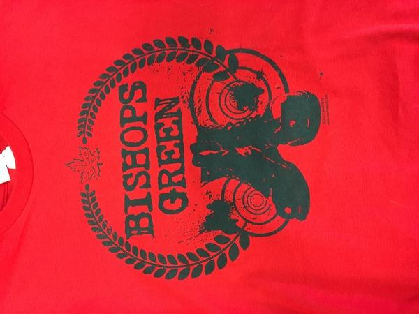 Bishops Green Shirt