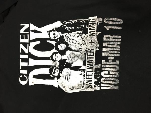Citizen dick shirt
