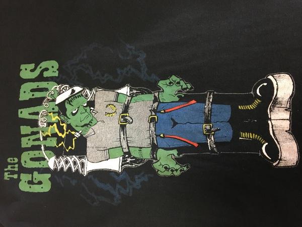Gonads Frankenstein shirt