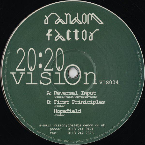 Random Factor – Reversal Input (20:20 Vision)