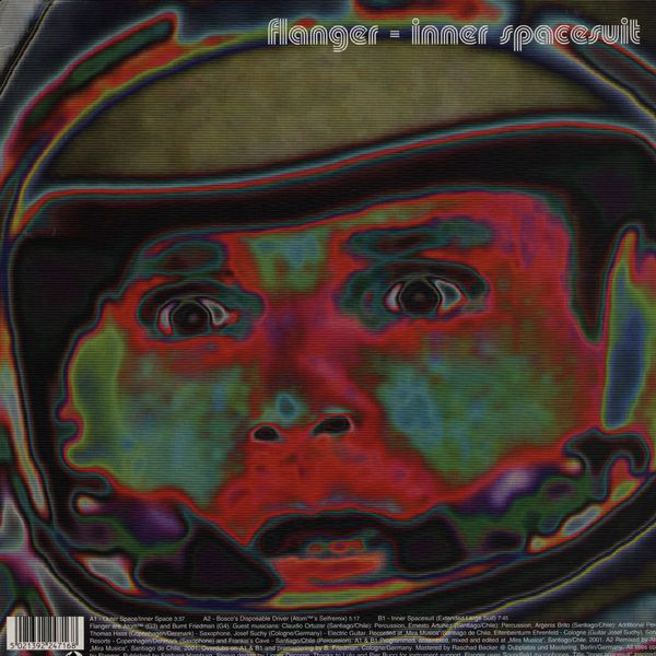 Flanger – Inner Spacesuit (Ninja Tune)