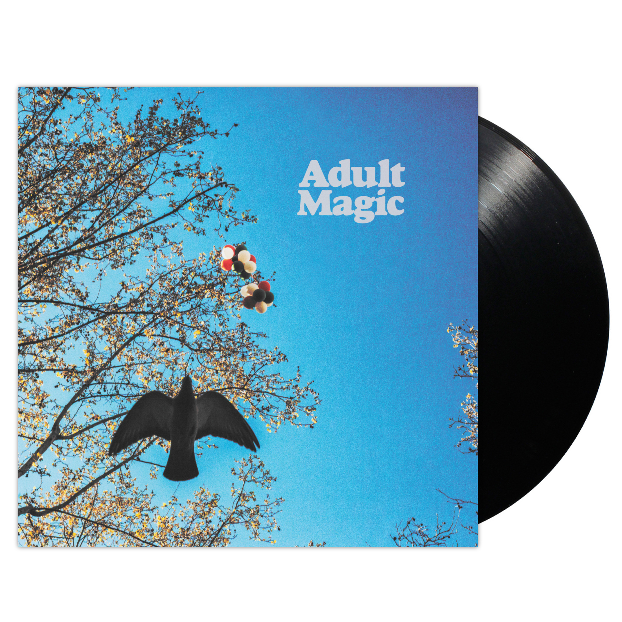 Adult Magic - s/t LP