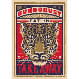 Bundobust - Leopard