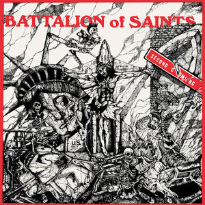 Battalion Of Saints - Second Coming LP