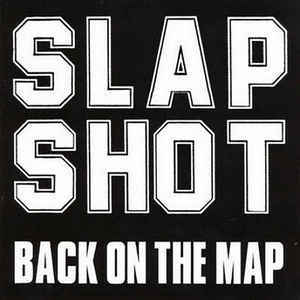 Slapshot - Ball On The Map LP