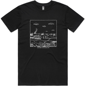 DZ Deathrays – Positive Rising T-Shirt