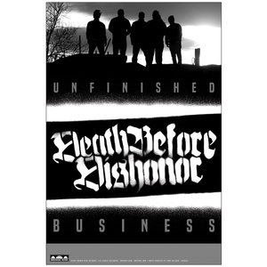Death Before Dishonor 'Unfinished Business' Poster