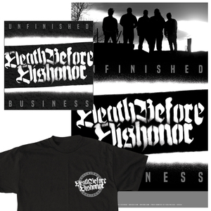 Death Before Dishonor 'Unfinished Business' Package Deal