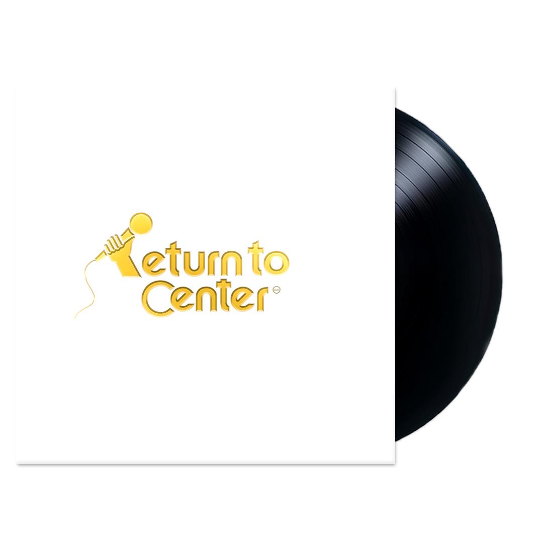 "Kirin J Callinan ""Return To Center"" Vinyl + Shirt Bundle"