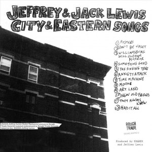 Jeffrey & Jack Lewis - City & Eastern Songs LP