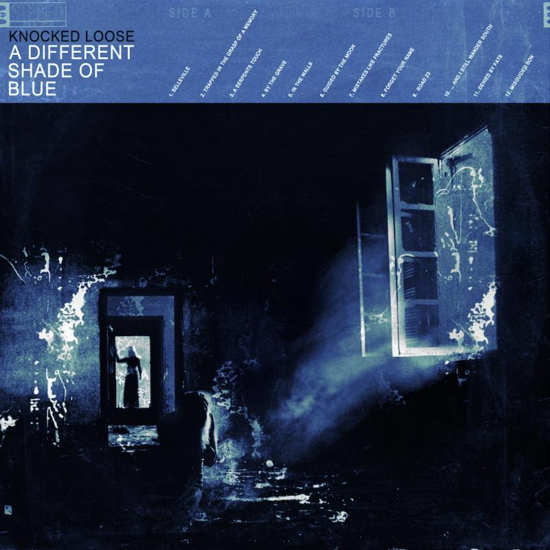Knocked Loose - A Different Shade of Blue LP