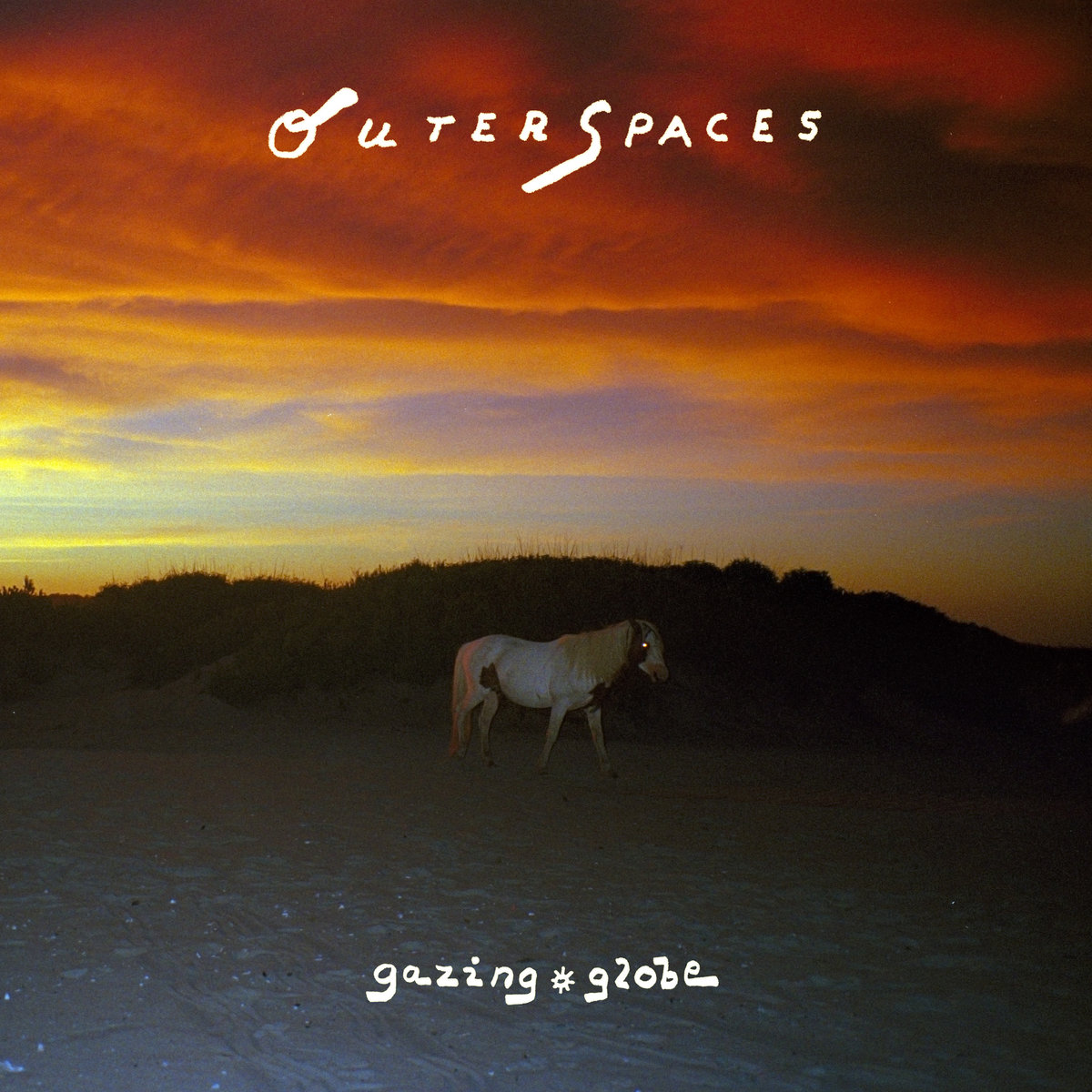 Outer Spaces - Gazing Globe LP