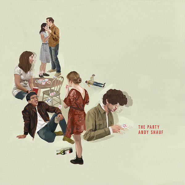 Andy Shauf - The Party LP