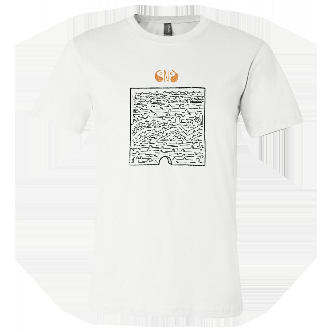Cones: T-Shirt (+ Digital Album)