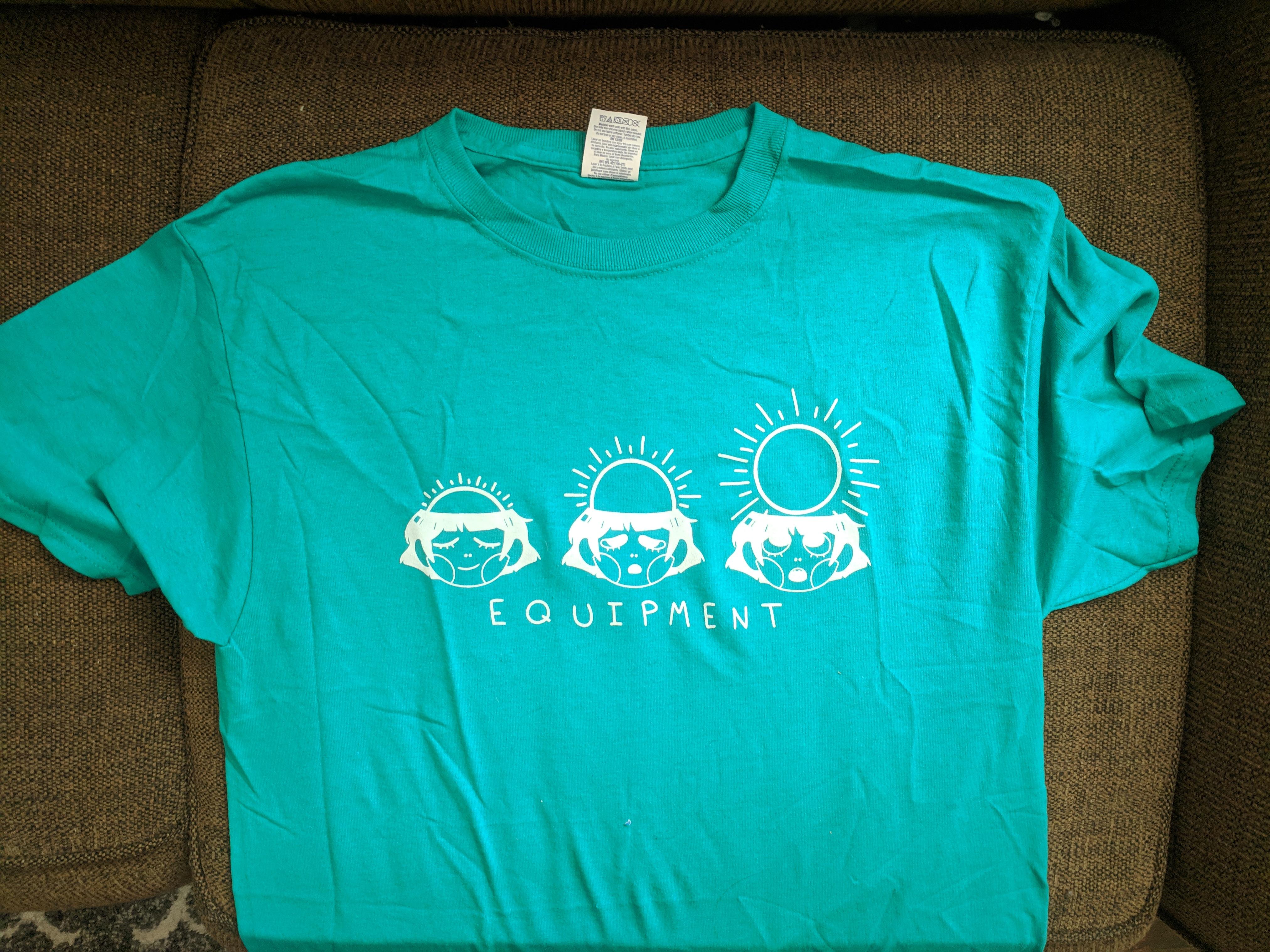 Orb T-Shirt -- Jade