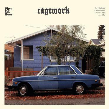 Cagework - s/t LP
