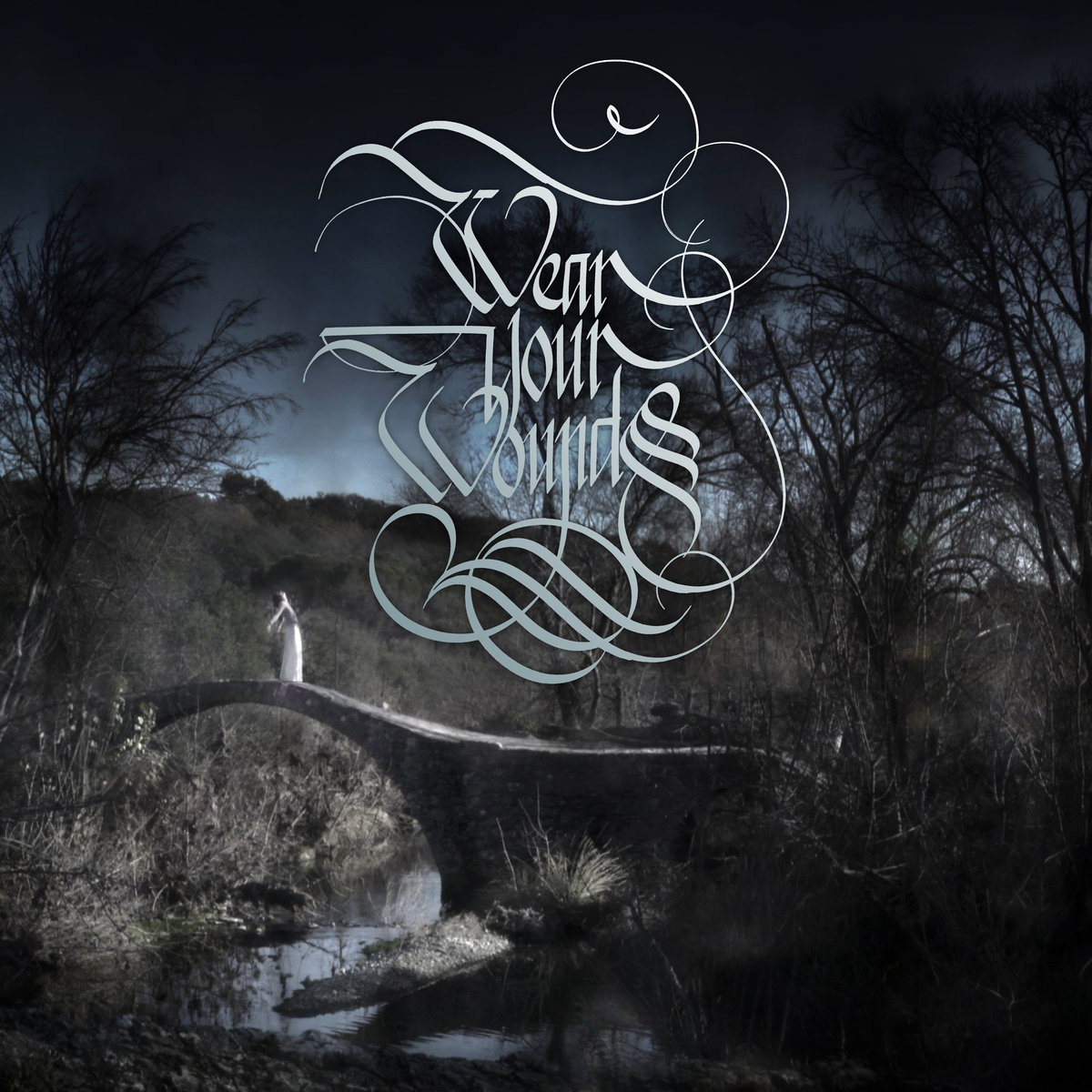Wear Your Wounds - Rust on the Gates of Heaven 2xLP