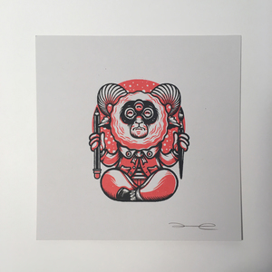 Cryptozoology Mini Print Pack