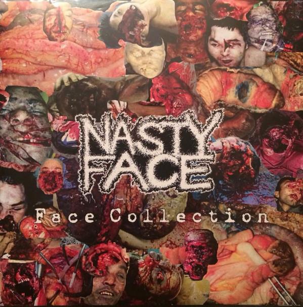 NASTY FACE - FACE COLLECTION CD