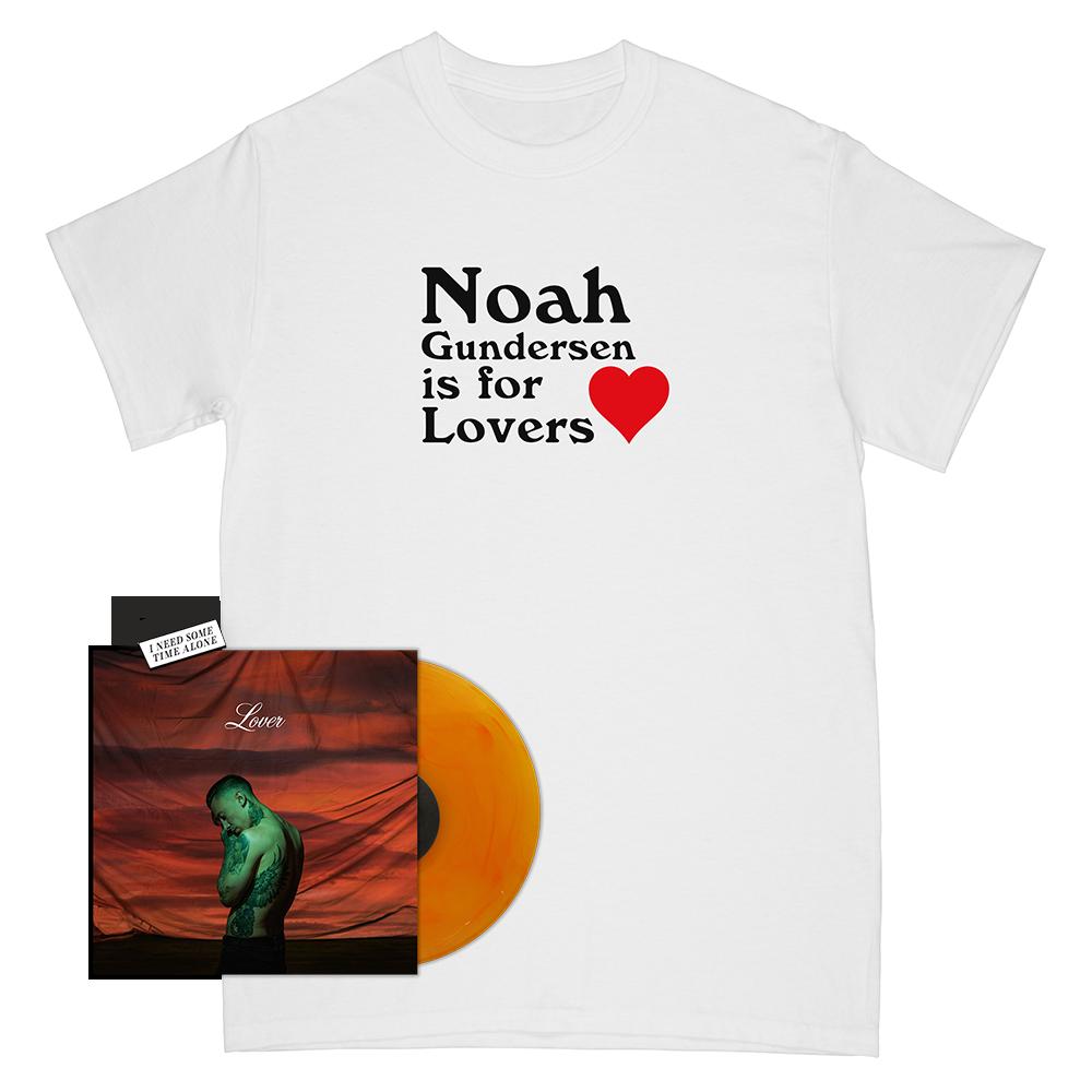Lover Swirl Vinyl Bundle (Includes exclusive bonus track)