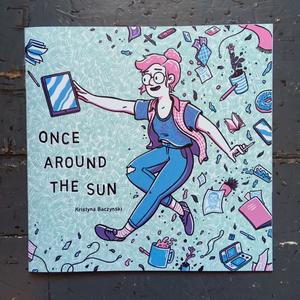 Once Around the Sun - Kristyna Baczynski