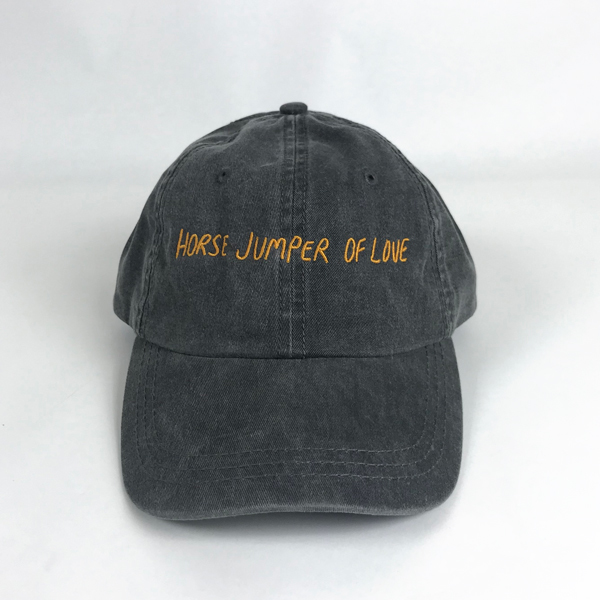 Horse Jumper of Love - Name Hat