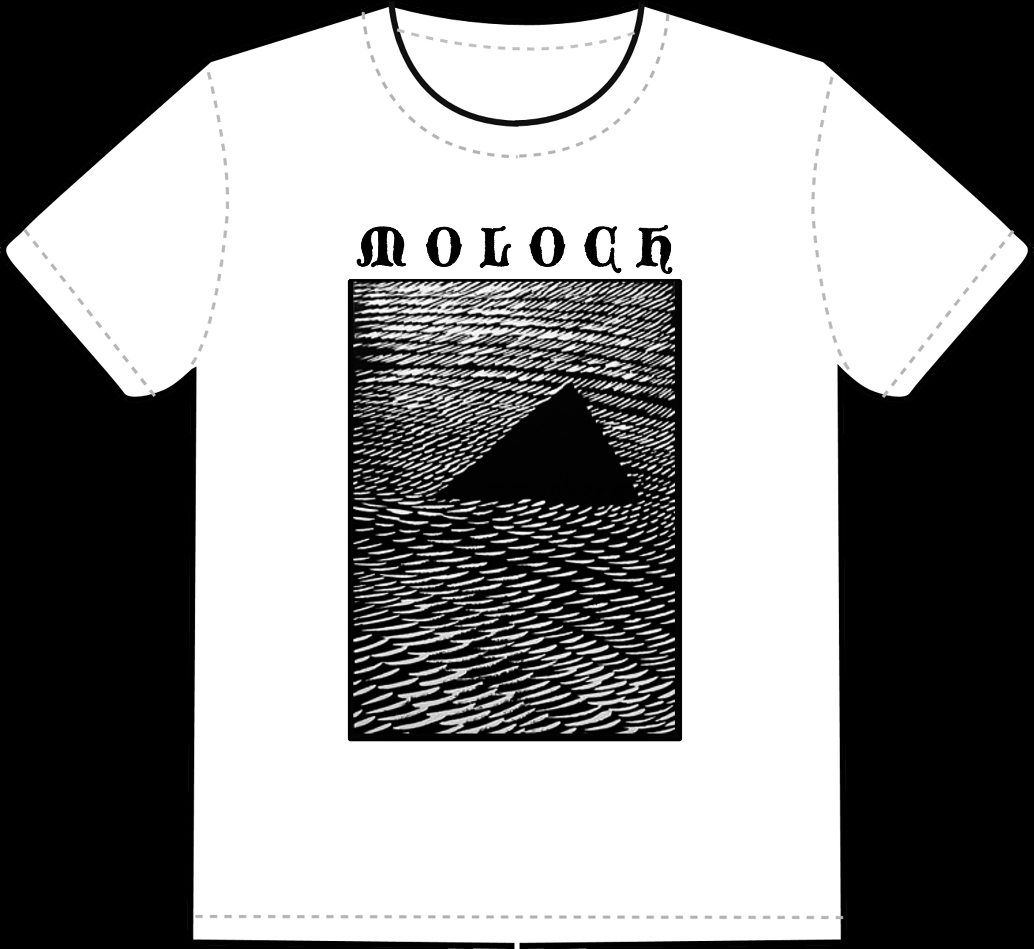 MOLOCH - LONE ROCK SHORT SLEEVE SHIRT
