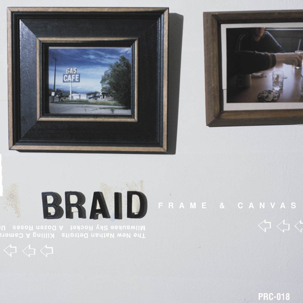 Braid - Frame & Canvas Cassette Tape
